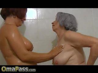 more lesbians, grandma, matures