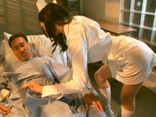 כיף clinic porn, נחמד horny nurses הטוב ביותר, איכות hospital porn לבדוק