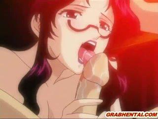 echt hentai actie, controleren anime, controleren gebonden