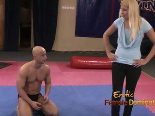 Regulating Slave with a Baseball Bat, HD Porn 6a