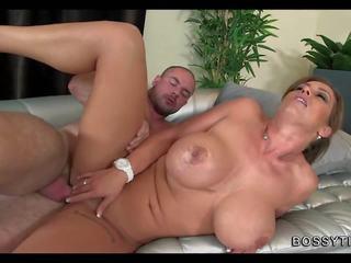 Ms notty: μεγάλος naturals κανάλι & μεγάλος φυσικός βυζιά πορνό βίντεο