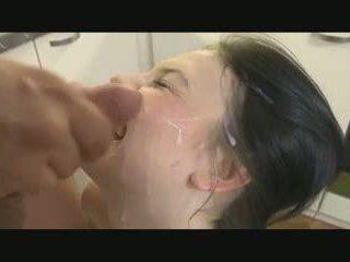 Facial Cumshot Compilation 1, Free Handjob Porn Video eb