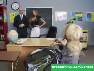 مرح جنسي أي, معلم لطيف, المثالي مدرسة المثالي