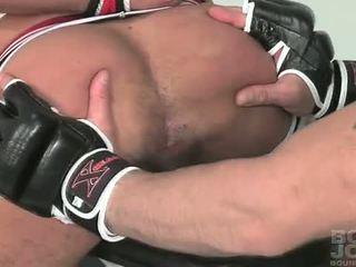 Spencer Reed & Tony Vega: BDSM Ass Spanking