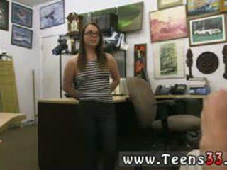 groot brunette kanaal, echt realiteit film, pijpbeurt video-