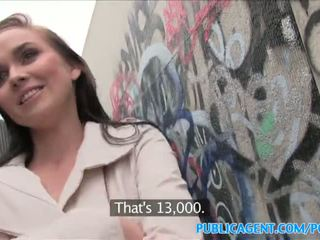 Publicagent fierbinte gagica fucks stranger în alleyway - porno video 961