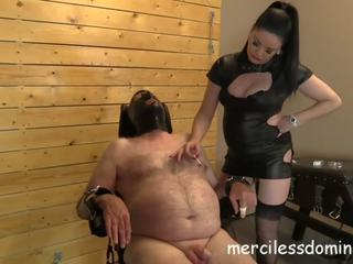 check british, full femdom, bdsm hot
