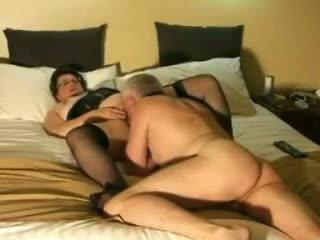 Aussie mature couple fucks good