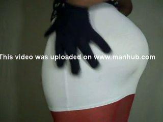 Phat ईबोनी बड़ा सेक्सी बूटी crossdresser