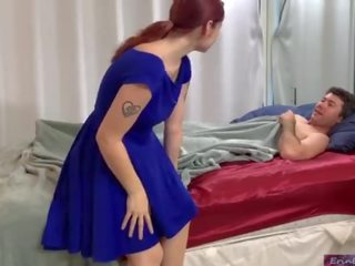 Stepmom asks her sister to help with stepson's porn addiction - Erin Electra