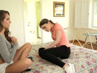 Kristen Scott Makes Kimmy Granger Curious: Free HD Porn a9