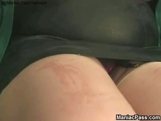 to, tits, brunette