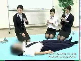 vers tieten, zien japanse video-, vol pijpbeurt seks