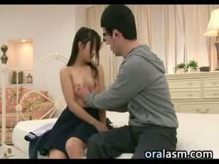 japanse, massage, hardcore