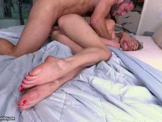 online voet, vol ezel, vol fetisch