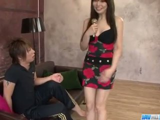 echt pijpen, zuig- porno, heet japanse