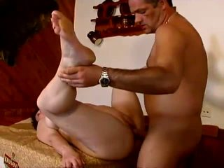 Old Apprentice Plump Donna Cheating Close To Her Neighbor