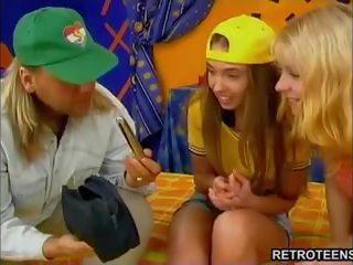 gratis tieners, kijken trio, wijnoogst porno