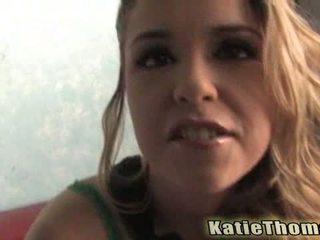Katie thomas converted ke hitam kontol gadis nakal