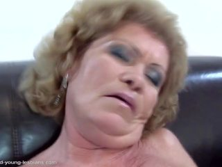Hairy Old Lesbians Fuck and Piss on Daughters: Free Porn 12