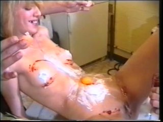 Hot randy chick get dildo and cock fucking anal and stud getting boned by domina