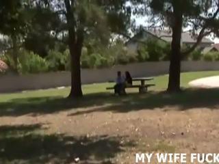راقب ك زوجة قرع ل stranger, حر الاباحية c9