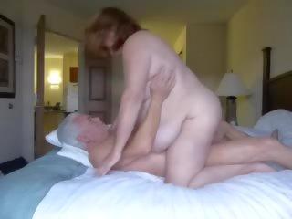 bbw porno, echt cowgirl neuken, groot brits