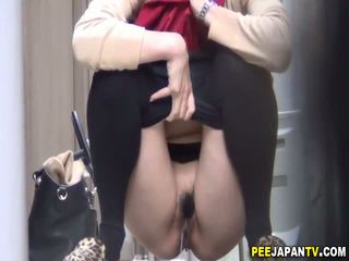 Japanese whore squirts