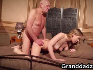 Firm Bodied Teen Lucette Nice Fucking Old Guy Hugo: Porn 47