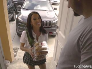 Scout Girl Megan Rain gets Her Ass Fucked: Free HD Porn c9