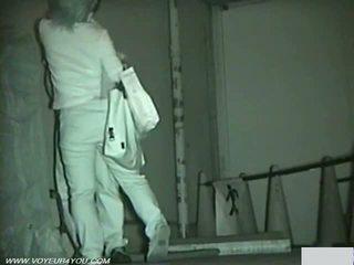 hq pijpen gepost, plezier zuigen video-, een verborgen camera's film