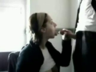 Sucking The Cock Before Church