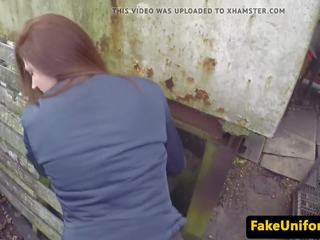 Pickedup Babe POV Fucked Outdoor by Dirty Cop: Free Porn 98