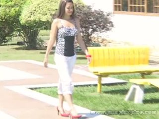 brunette, most toys movie, all teens