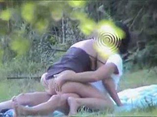 Real Voyeur - Couple Hng Sex In Public Park