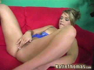 Katie banged przez a czarne dong