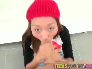 Alina li loves ضخم كوك