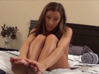 Caught Sniffing Aunt Nikkis Feet JOI, HD Porn 59