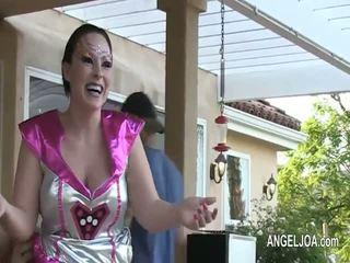 Joanna Angel is tattoed porn star