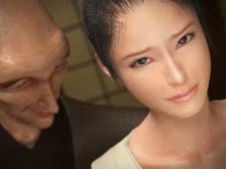 plezier orale seks klem, deepthroat, echt japanse film