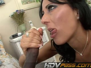 Brunette MILF Zoey Holloway Fuck a Big Black Cock: Porn 67