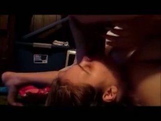 Sister gets throat fick von bruder & wichse nach unten sie throat