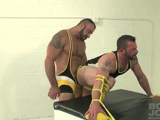 Spencer Reed & Morgan Black - BDSM & Anal Sex