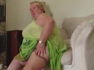 brits, oma porno, ideaal grannies
