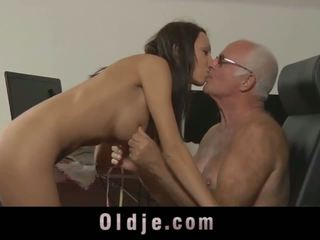 heet tieners scène, meest brunettes porno, echt oude + young porno