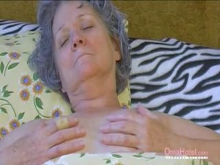Omahotel Mature and Granny Lesbian Adult Toyplay: Porn 0d