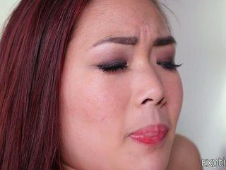 zien brunette mov, vers orale seks video-, deepthroat