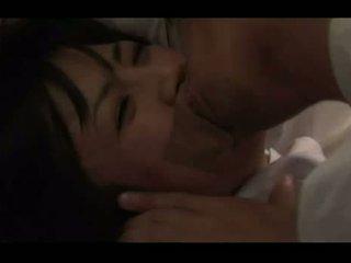 japanse seks, vol pussyfucking kanaal, meest cumshot klem