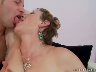 zuigen porno, nominale oud thumbnail, oma scène