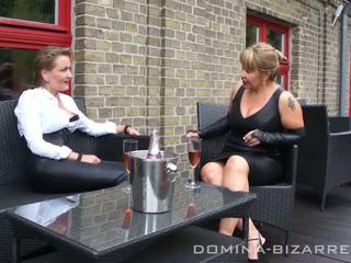 Verkauft: DOMINA-BIZARRE & Slave Porn Video c8